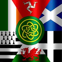 Celtic League flag
