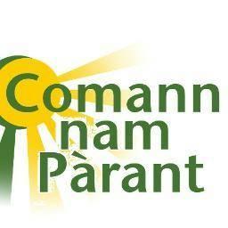 Comann nam Pàrant logo